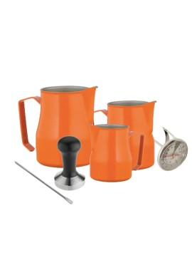 Orange Barista Kit