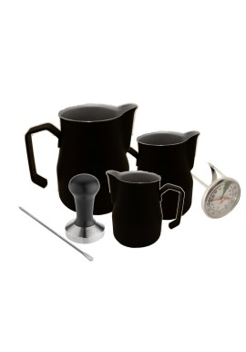Black Barista Kit