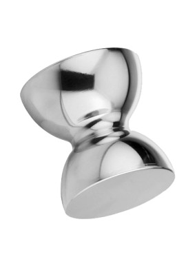 Double-Sided Polished Stainless Steel Coffee Tamper 53-58mm