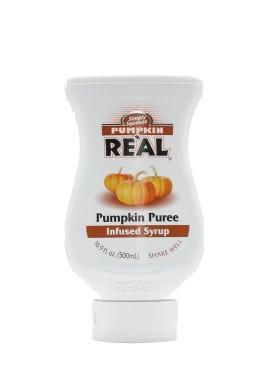 Pumpkin Real - Sciroppo Zucca