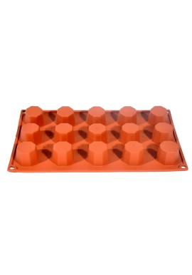 Ice Tray 15 Octagons
