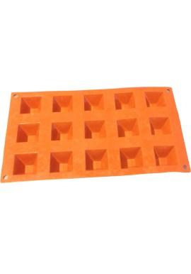 Ice Tray 15 Pyramids