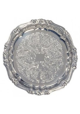 Baroque Damask Coaster