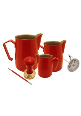 Red Barista Kit