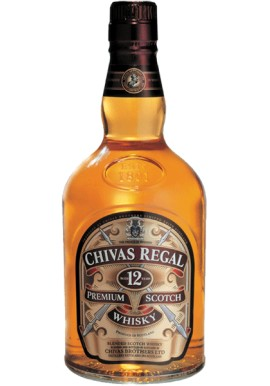 Chivas Regal 12 A. Scotch Whisky 1 Lt