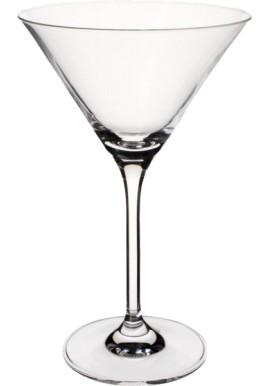 Double Martini Glass