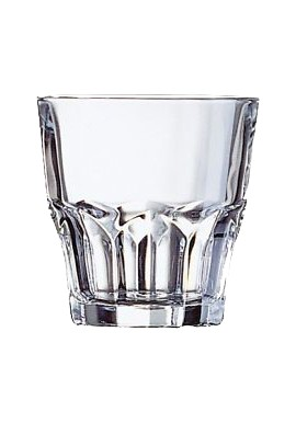 Medium Granity Rock Glass 20cl