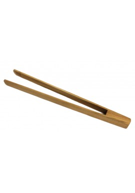 Cherry Wood Garnishing Tongs 30cm
