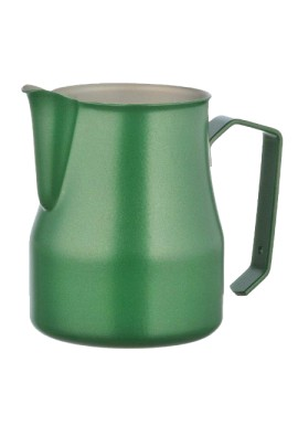 Green Milk Frothing Jug