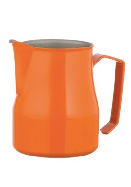 Orange Milk Frothing Jug