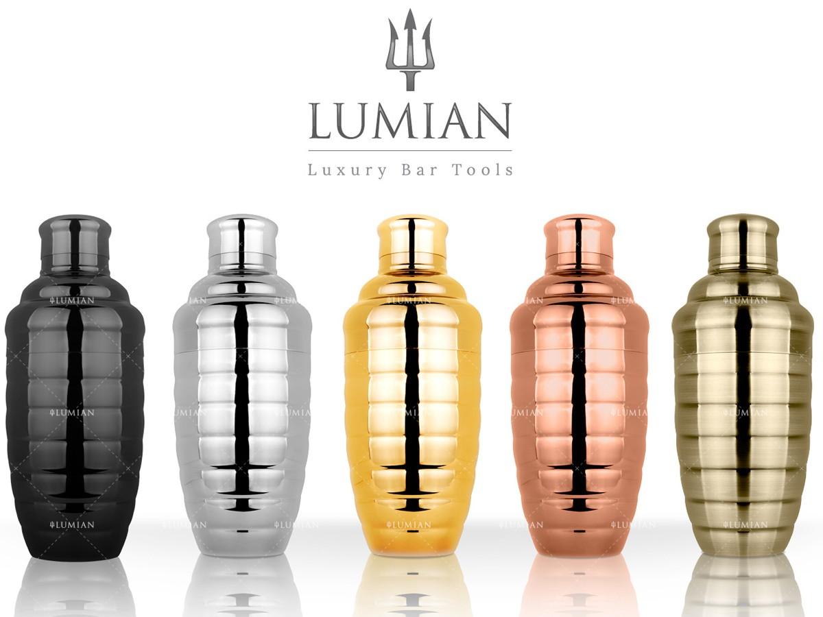 Lumian Rounded Cobbler   Bar Tools   PRO BAR