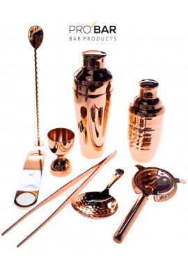 Lumian Copper Bar Set