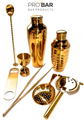 Lumian Gold Bar Set