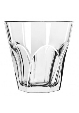 Gibraltar Twist 34cl (12pcs) Double Old Fashioned Glass