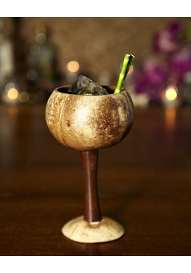 Coconut Coupe Cup