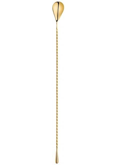 Bar Spoon Oro a Goccia Vintage 40cm