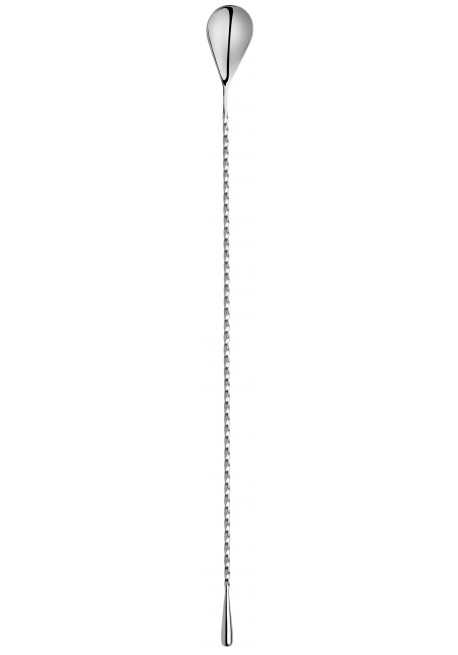 Bar Spoon Acciaio Inox a Goccia Vintage 40cm