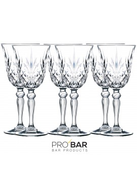 Large Melody Cobbler Glass (6 glasses per package)