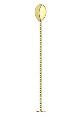 Gold Vintage Bar Spoon 27cm