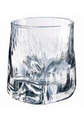 Ice Shaped 25cl Old Fashioned Glass