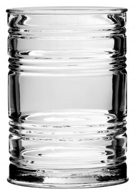 Vintage Glass Barrel
