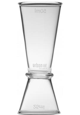 Glass Vintage Ginza Jigger 25ml - 50ml