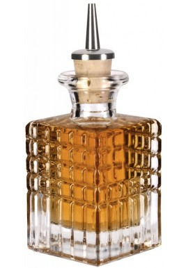 Glass Dash Bottle 100ml