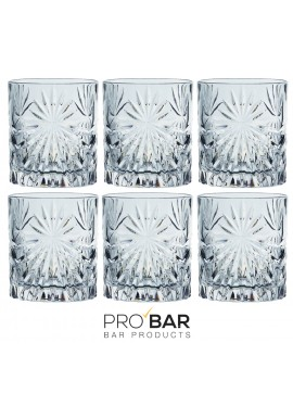 Old Fashioned Oasis Glasses (6 glasses per package)