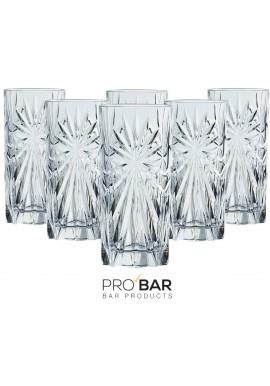 Oasis Tumbler Glasses (set of 6)
