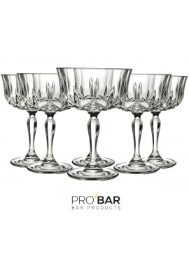 Champagne Opera Coupe Glass (6 glasses per package)
