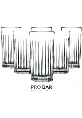 Timeless Tumbler Glass (6 glasses per package)