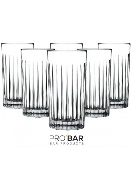 Timeless Tumbler Glass (6 glasses per package)