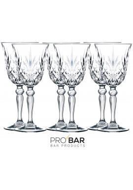 Melodia 21cl (6 pcs) Goblet Glass