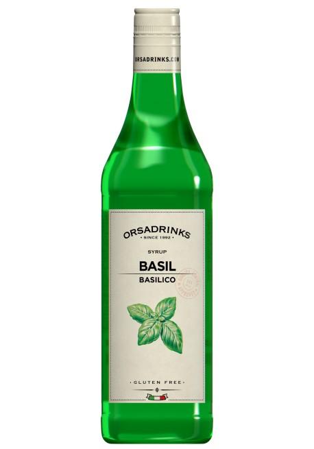 Basil Syrup Odk Orsa Drink Syrups Pro Bar