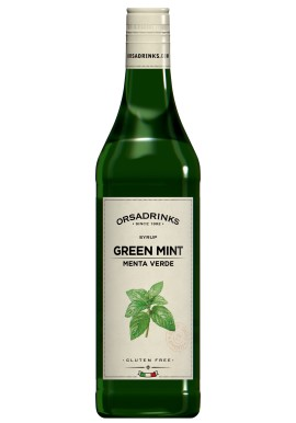 Green Mint Syrup ODK Orsa Drink