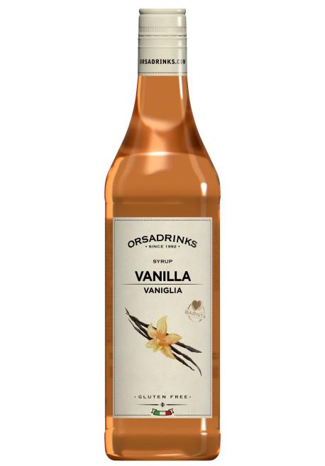 Vanilla Syrup Odk Orsa Drink Syrups Pro Bar