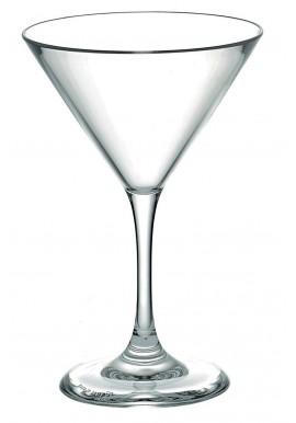 Polycarbonate Martini Glass