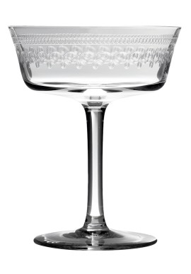 Retrò Fizz 1910 Cocktail Glass