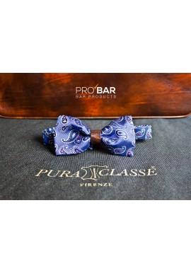 Bartenders Bow Tie Puraclasse Blue