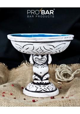 Light Blue Volcano Mug