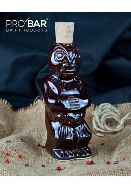 Brown Dash Bottle