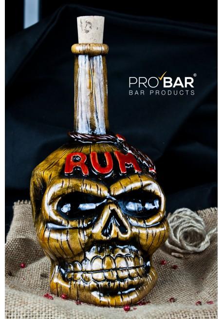 Tiki Rum Bottle Pro Bar
