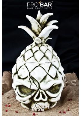 Pineapple Skull Mug