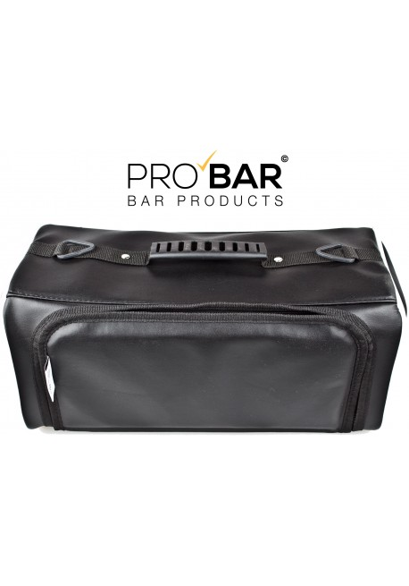Leather Bartender Bag With Kit Bar Tools Pro Bar