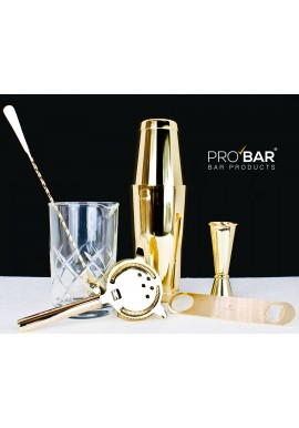 Barman Easy Kit Lumian Gold