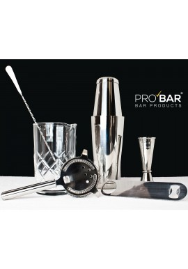 Barman Easy Kit Lumian Silver