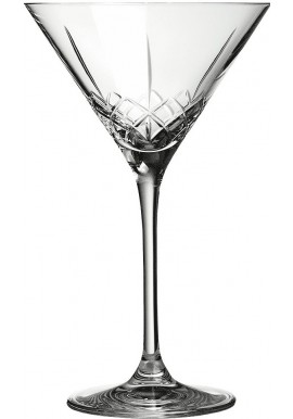 Martini Glass 21cl Ginza Tall Cuts