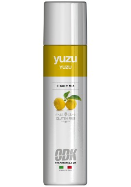 Yuzu Puree ODK Orsa Drink