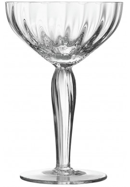 Vintage Castello Coupe Glass