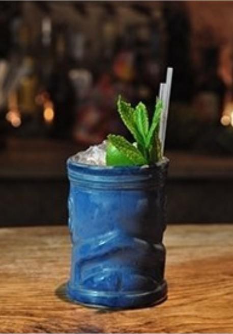 Blue Marqui Marq Tiki Mug Bar Tools Pro Bar